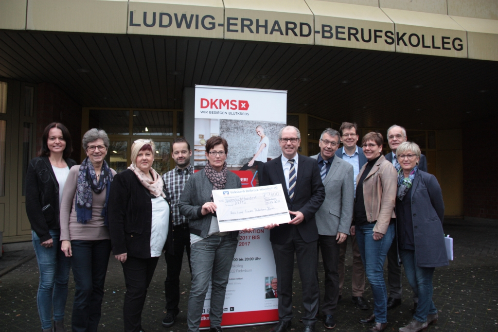 Wegener Paderborn ein wattestäbchen kann der anfang sein schülerinnen und schüler
