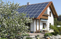 Photovoltaik-Anwendung
